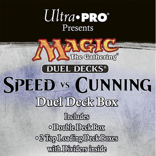 Duel Decks Speed Vs Cunning Magic The Gathering: Magic The Gathering: Speed Vs. Cunning