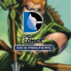DC Comics Dice Masters: Archers Monthly Organized Play Kit