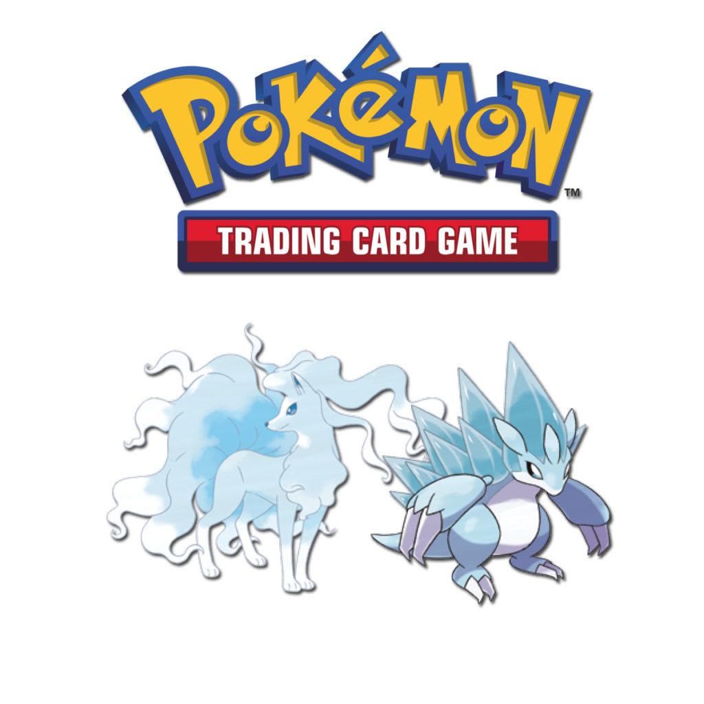 Pokemon Sun and Moon Trainer Kit Alolan Sandlash /& Alolan Ninetales