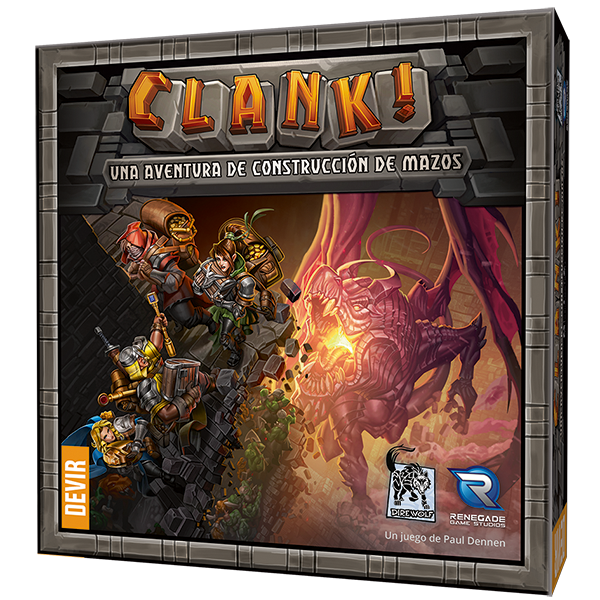 Clank! – Devir Américas